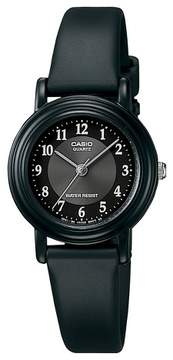 Casio Women's Analog Watch Black (LQ139A-1B3