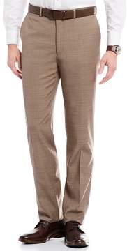 Hart Schaffner Marx New York Fit Flat Front Dress Pants