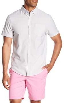 Original Penguin Stripe Short Sleeve Slim Fit Shirt