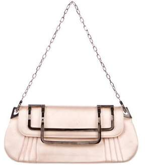 Christian Dior Satin Evening Bag