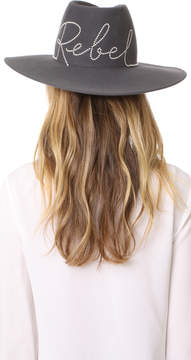 Eugenia Kim Harlowe Rebel Hat