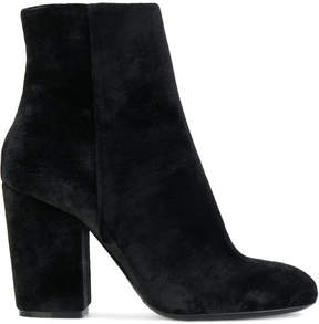 Strategia side zip boots