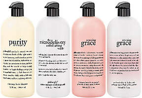philosophy Supersize Purity & Grace4 Pc Collection