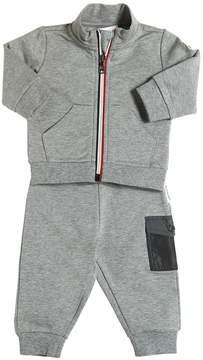 Moncler Cotton Sweatshirt & Pants