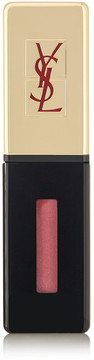 Yves Saint Laurent Beauty - Rouge Pur Couture Lip Lacquer Glossy Stain - Corail Aquatique 7