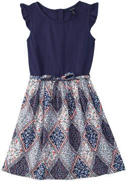 Nautica Girls' A-Line Dress