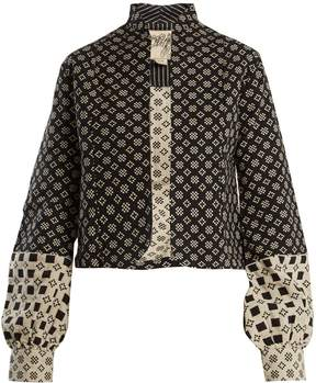 Ace&Jig Jude stand-collar cotton jacket