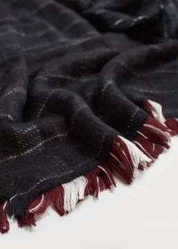 Violeta BY MANGO Check scarf