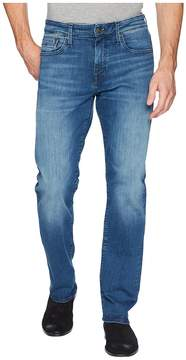 Mavi Jeans Myles Casual Straight Leg in Mid Tonal Williamsburg Men's Jeans