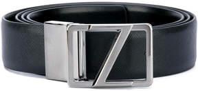 Z Zegna Z buckle belt
