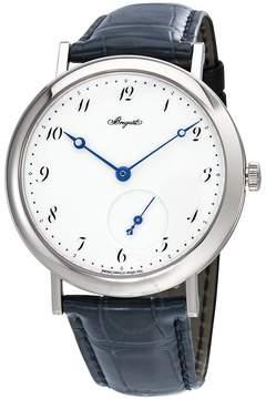 Breguet Classique Automatic Silver Dial 18kt White Gold Men's Watch 5140BB299W6