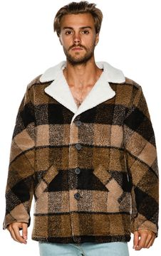 Rusty Norfolk Jacket