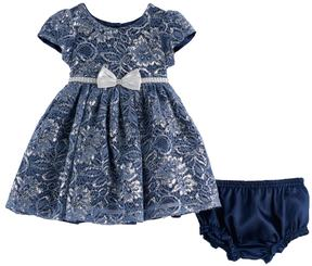 Nannette Baby Girl Lace Dress