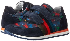 Paul Smith Sneakers w/ Dino Print Boy's Shoes