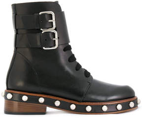 RED Valentino studded boots