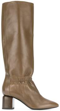 Pierre Hardy gathered detail boots