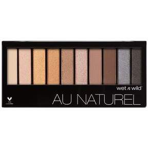 Wet n Wild Color Icon Au Naturel 10-Pan Eyeshadow Palette-Bare Necessities-753A Bare Necessities-753A