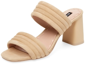 Alice + Olivia Women's Colby Leather Sandal