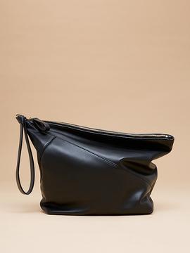 Diane von Furstenberg Origami Wristlet Handbag