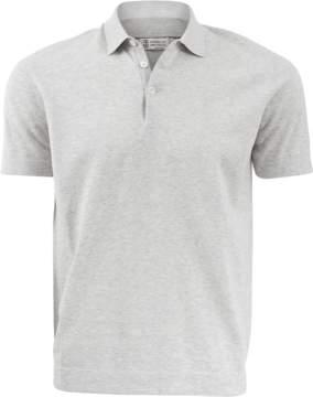 Brunello Cucinelli Short Sleeve Polo