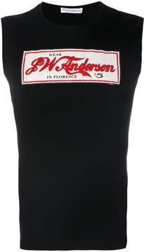 J.W.Anderson printed tank top