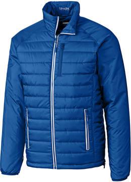 Cutter & Buck Blue Barlow Pass Puffer Jacket - Men