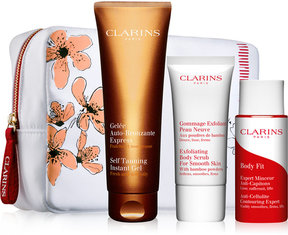 Clarins 3-Pc. Self Tanning Set