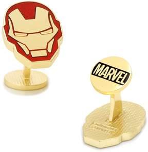 Marvel Iron Man Helmet Cuff Links