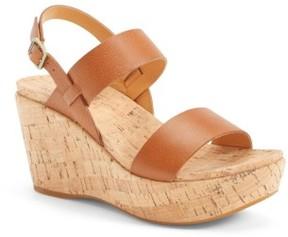 Kork-Ease Women's 'Austin' Slingback Wedge Sandal
