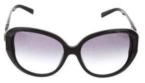 Jimmy Choo Vicki Oversize Sunglasses