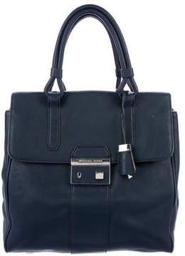 Michael Kors Leather Flap Bag