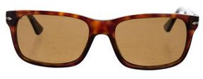 Persol Tortoiseshell Polarized Sunglasses
