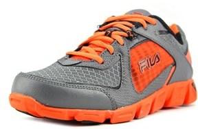 Fila Ultraloop 2 Youth Round Toe Synthetic Orange Running Shoe.