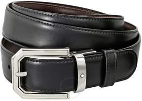 Montblanc Classic Line Black Reversible Belt