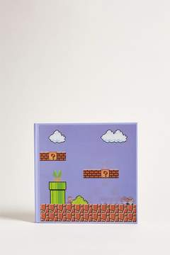 Forever 21 Super Mario Bros. 3D Motion Notebook