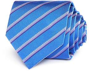 HUGO Stripe Skinny Tie