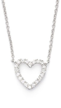 Bony Levy Women's Diamond Heart Pendant Necklace (Limited Edition) (Nordstrom Exclusive)