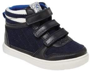 Carter's Infant Boys' Terry2 High Top Sneaker