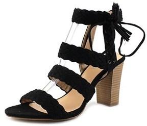 XOXO Binnie Open Toe Canvas Sandals.