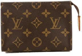 Louis Vuitton Monogram Canvas Trousse Toilette 23 Cosmetic Pouch