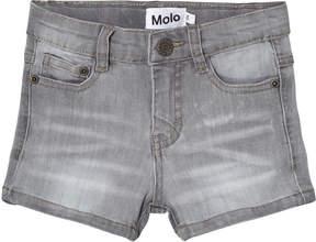 Molo Grey Sea Spray Alisha Shorts