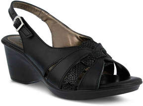 Spring Step Women's Adorable Wedge Sandal