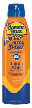 Banana Boat Sunscreen Blocks Uva Rays - SPF 100 - 6oz