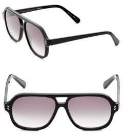 Stella McCartney 55MM Square Sunglasses
