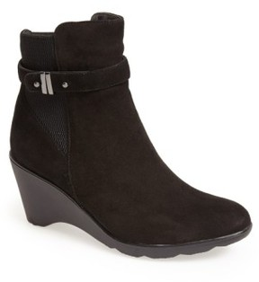 Blondo Women's 'Liberata' Waterproof Suede Bootie