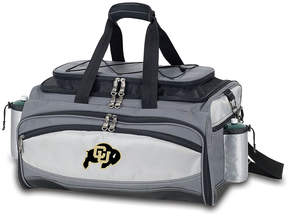 Picnic Time Colorado Buffaloes Vulcan Portable Barbecue Tote Set