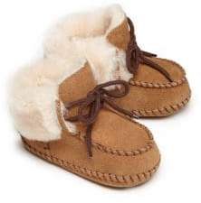 UGG Baby's Sheepskin-Lined I Sparrow Boots
