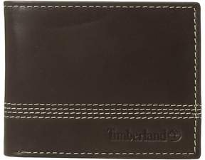Timberland Cloudy Quad Billfold Wallet