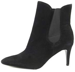 Lauren Ralph Lauren Pashia Women US 7.5 Black Ankle Boot