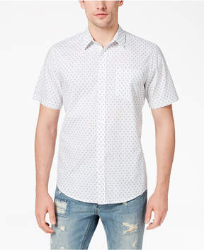 American Rag Men's Print Pocket Shirt, Created for Macy's